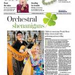 Orchestral shenanigans
