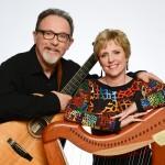 Wendy-Arthur-harp-guit