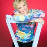 Wendy Moore with Harp (promo)