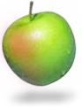 Just an apple!